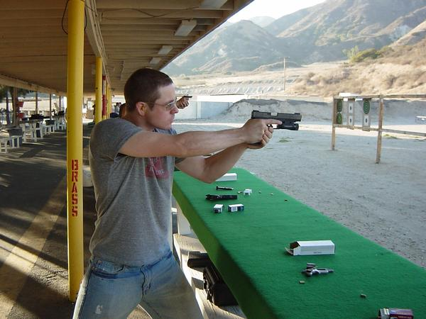 angeles shooting range