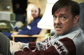 "Ricky Gervais stars in ""Derek"" at LA Shorts Fest, a short film he also wrote and directed."