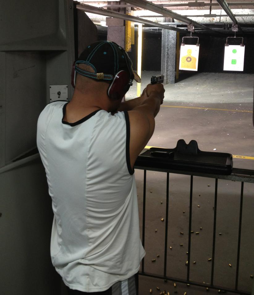 Shooting Ranges in Los Angeles