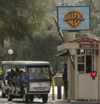 Studio Tour Warner Brothers