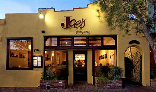 Joe's Restaurant, serving Venice for more than 20 years.