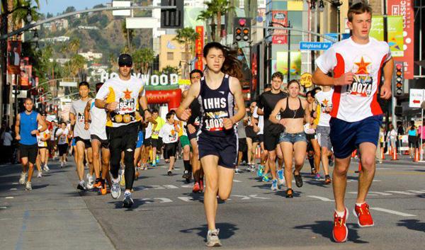 5k Races in LA
