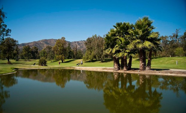 Public Golf Courses in Los Angeles