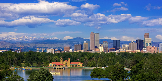Denver weather for Warm getaways in march