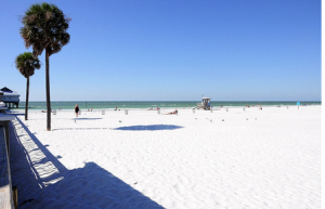 white sand beaches stpetersburg florida 7