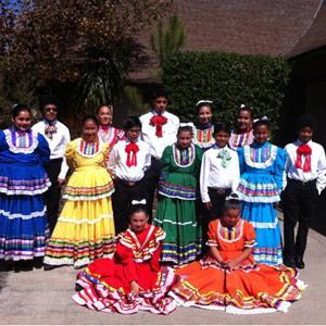 The Estrellas de Esperanza folklorico group will perform at the Mole & Mariachi Festival on Saturday, Oct. 5