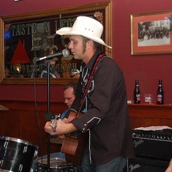 Ben Lomond Americana songwriter Jay Lingo got a big boost from entering the Songwriter's Showcase.