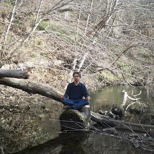 David Shaw wants Santa Cruz to improve water conservation and save its rivers.