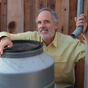 Santa Cruz water activist Rick Longinotti saw his long campaign against they city's proposed desalination plant pay off this year when the council tabled the issue.