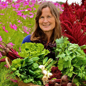 Darrie Ganzhorn from the Homeless Garden Project wil be part of a panel discussion at the HGP farm supper on Saturday, Oct. 5.