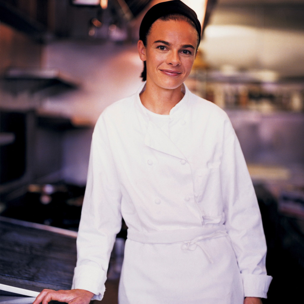 Suzanne Goin of L.A.'s A.O.C. restaurant will talk about her new cookbook at Bookshop Santa Cruz on Nov. 6.