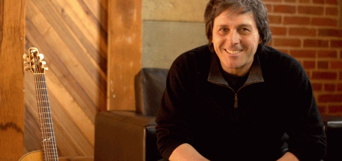 Peppino D'Agostino plays the Rio on Wednesday, April 9, with Frank Vignola and Vinny Raniolo.