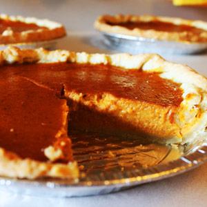 No matter how you slice it, Santa Cruz is a major exporter of superb pumpkin pie.