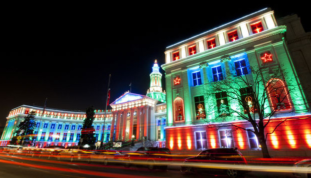 Holiday Events in Denver