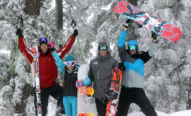 Ski and Snowboard Season Guide
