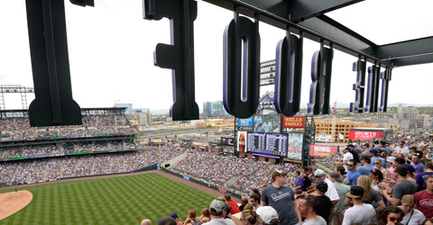 Tips For Visiting Coors Field