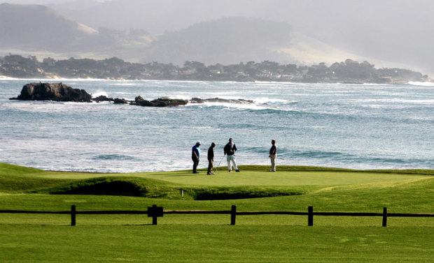 The Most Scenic Golf Holes Near Carmel