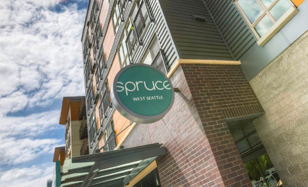216 New Units Open in Spuce West Seattle