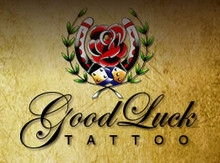 Good Luck Tattoo logo