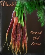 Whisk! Personal Chef Service logo