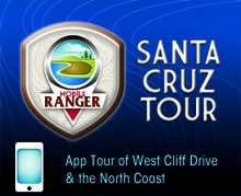 Mobile Ranger: Santa Cruz App-Tour logo