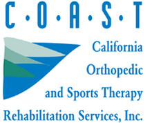 COAST Rehab - California Orthopedic and Sports Therapy Rehabilitation Services logo