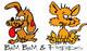 Bam Bam & Friends logo