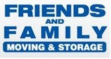 Friends and Family Moving & Storage logo