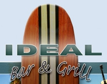 Ideal Bar & Grill logo