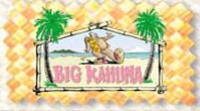 Big Kahuna Banana Jack logo