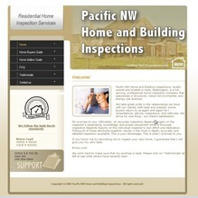 Pacific NW Home and Building Inspections logo