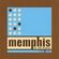 Memphis At The Beach logo