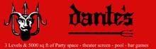 Dante's Steak & Grog logo