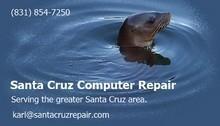 Santa Cruz Computer Repair logo