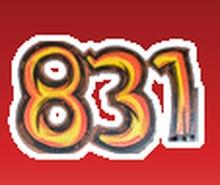 Studio 831 logo