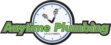 Anytime Plumbing logo