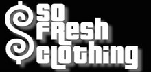 So Fresh Clothing logo