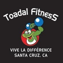 Toadal Fitness logo