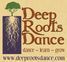 Deep Roots Dance logo