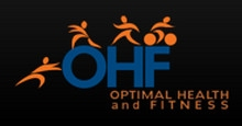 Optimal Health And Fitness logo