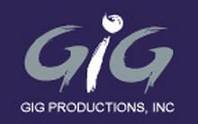 Gig Productions logo