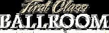 First Class Ballroom logo