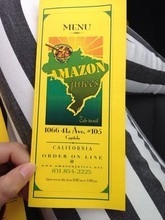 Amazon Juices logo