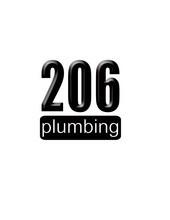 206 Plumbing LLC logo