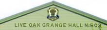 Live Oak Grange logo