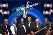 Blue Breeze Band (Motown R&B Soul) Wedding & Corporate Entertainment logo