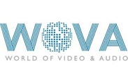 WOVA - World Of Video & Audio logo