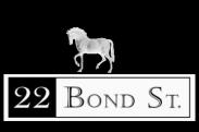 22 Bond St. logo