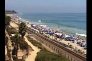 Calafia Beach logo