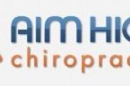 Aim High Chiropractic logo